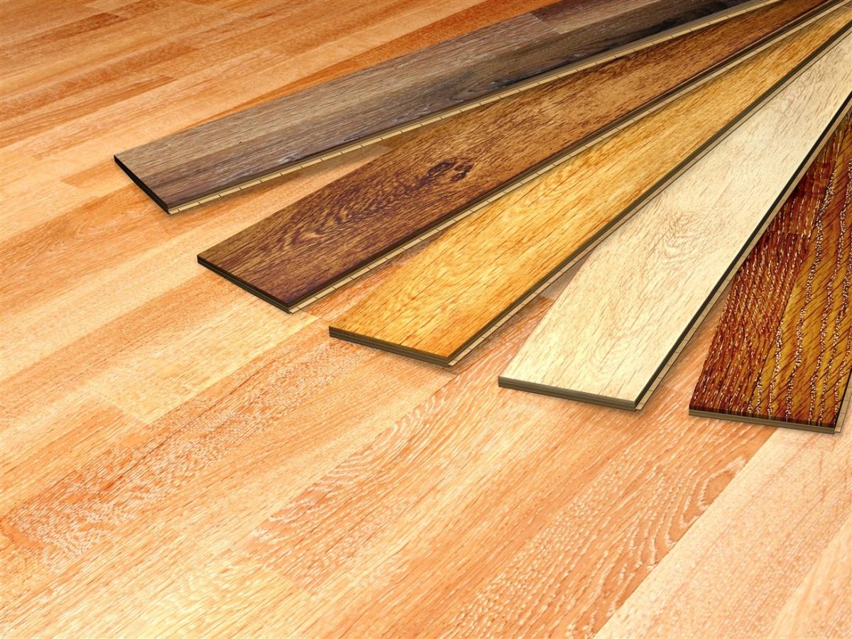 Ламинат: виды напольного покрытия