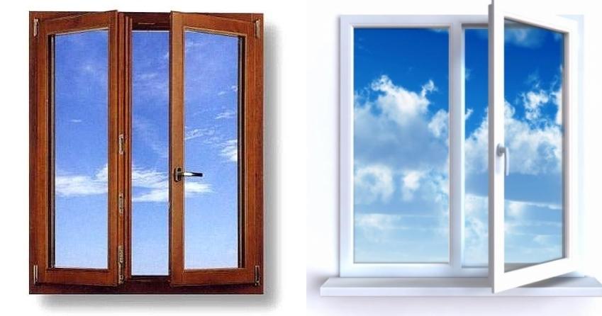 Дерево или пластик: какие окна лучше выбрать?