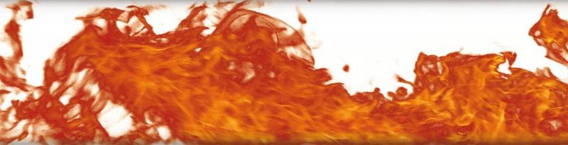 Плинтус огонь