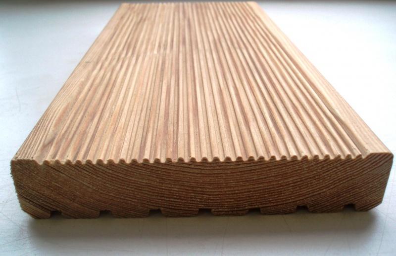 Террасная доска лиственица