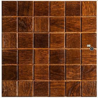 Мозаика стеновая 5