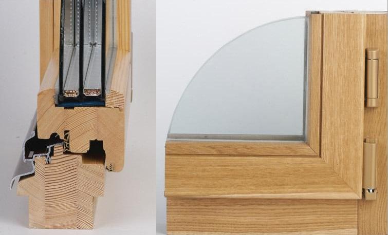 Окно 1-о створчатое