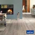 Saw cut Oak grey IM1858