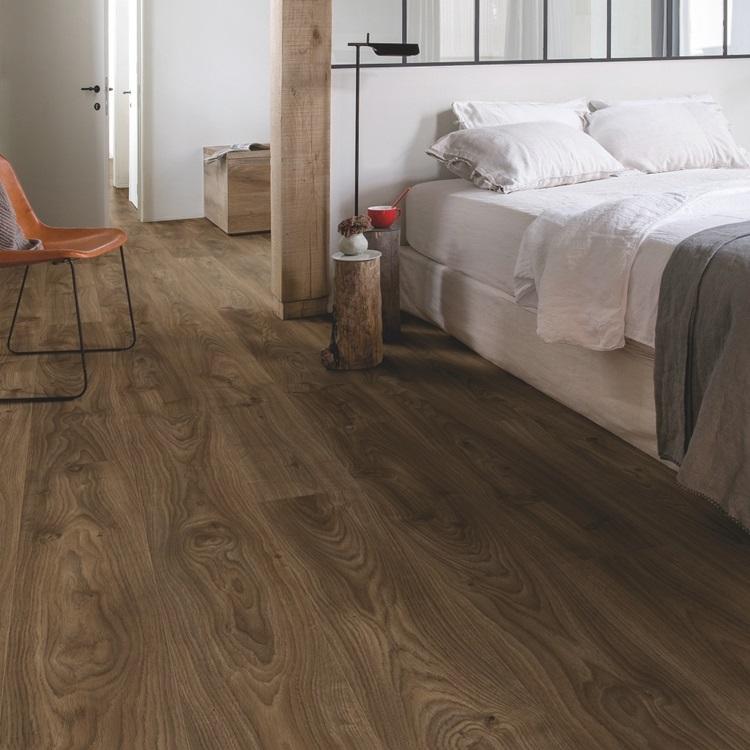 BACL40027 Cottage oak dark brown