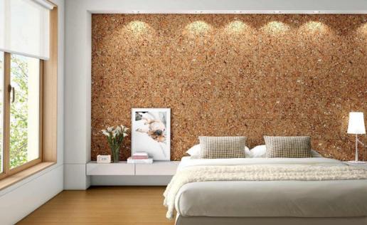 Альтернативные поверхности стен и декоративная отделка