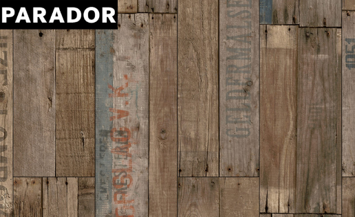 Необычный дизайн – традиционное качество: ламинат Parador